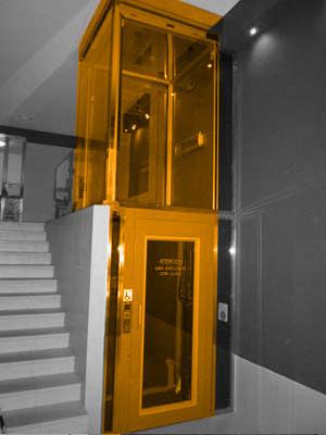 Instalación de ascensores domésticos en Zaragoza