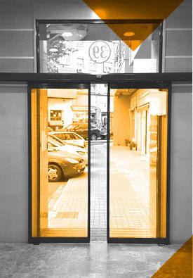 Instalación de puertas automáticas en Zaragoza