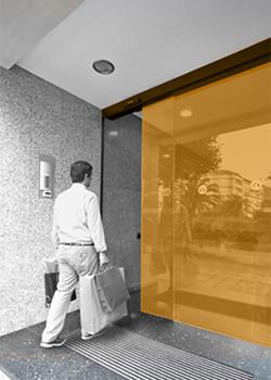 Instalación de puertas correderas de exterior