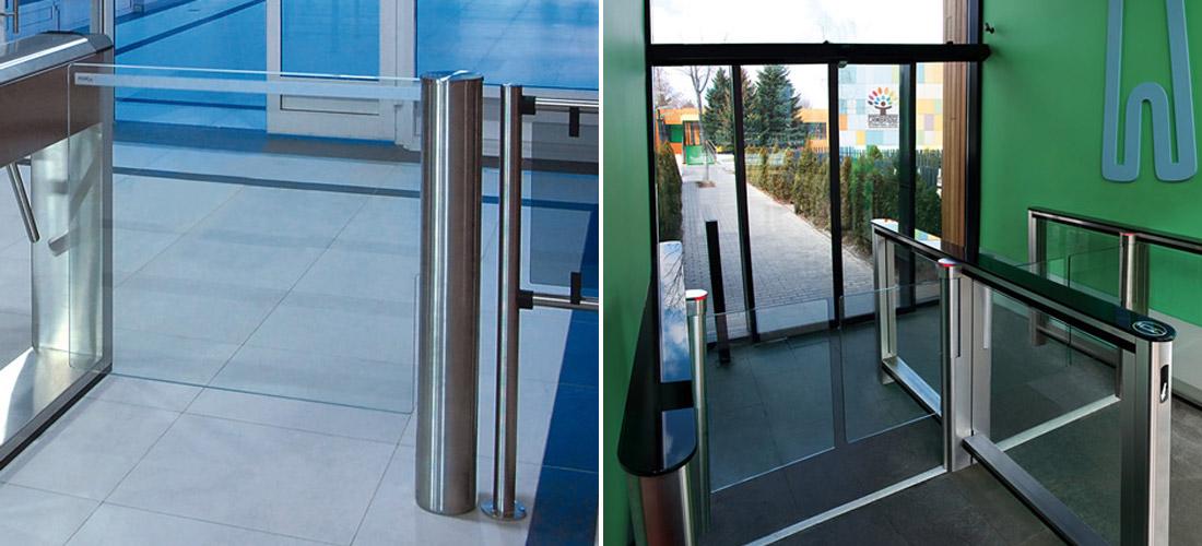 Control de accesos para la seguridad en edificios