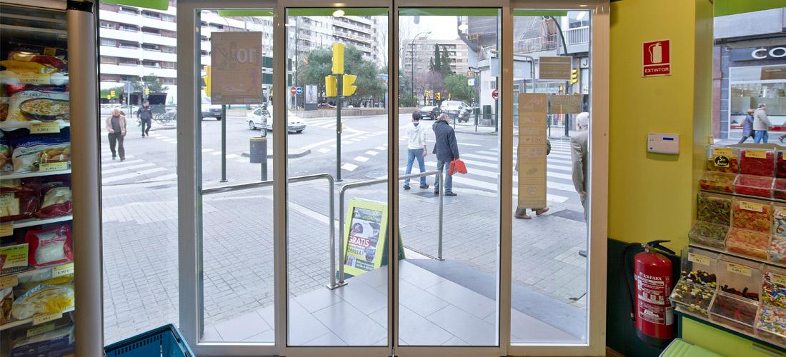 Puertas correderas de exterior