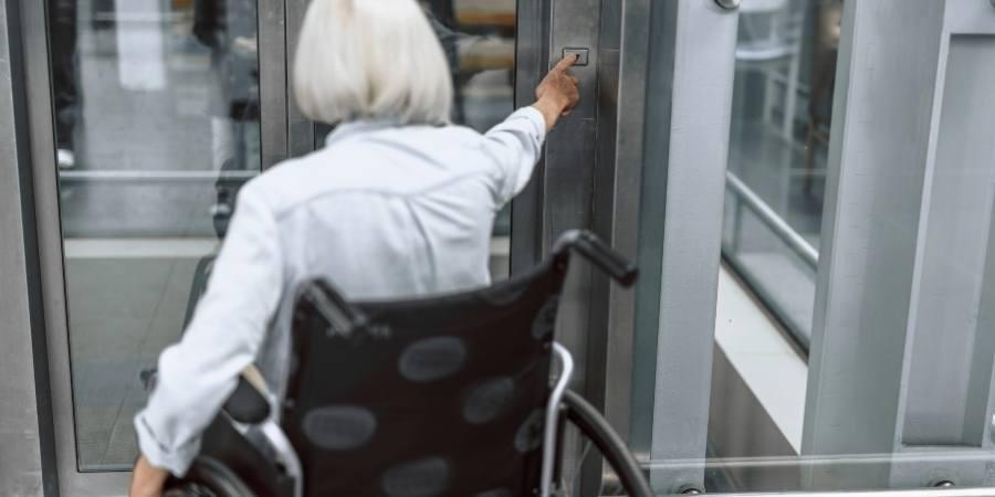 accesibilidad puertas
