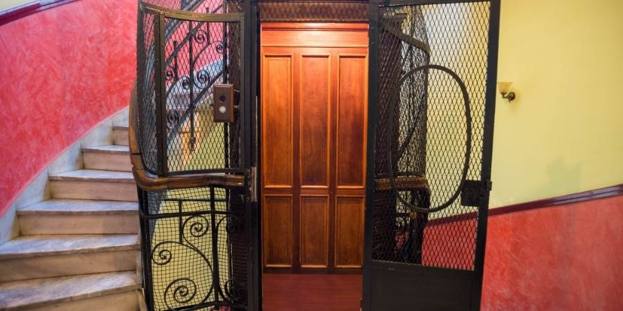ascensor manual