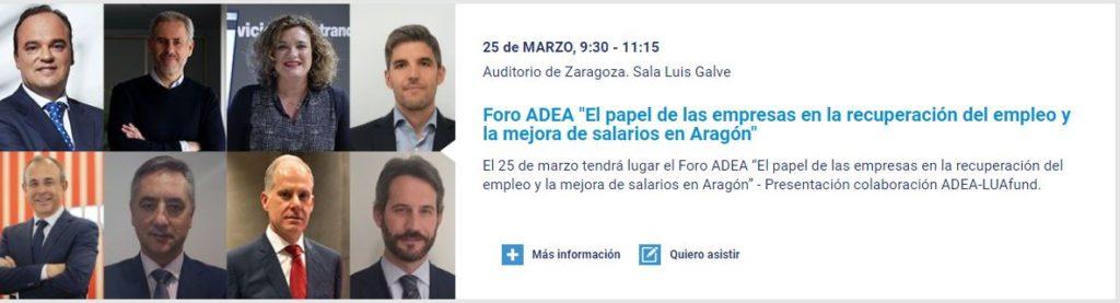 Cartel ADEA
