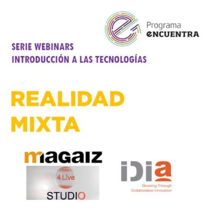 Webinar de Magaiz en colaboración con Cluster IDiA.
