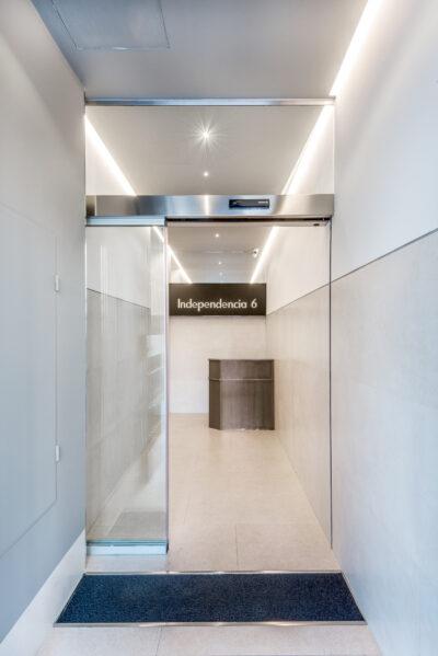Magaiz y su instalación de puertas automáticas.