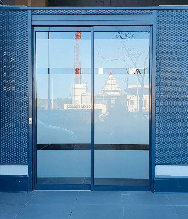 Puertas automáticas y accesibilidad de Magaiz.